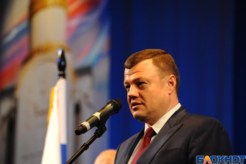 Сегодня отмечает день рождения губернатор Тамбовской области Александр Никитин