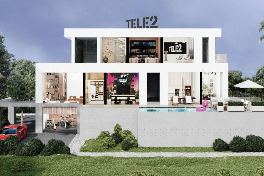 Tele2 приглашает тамбовчан в «Дом по другим правилам»