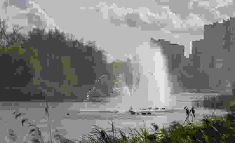 В Тамбове из-за распространения коронавируса перенесли открытие фонтанов