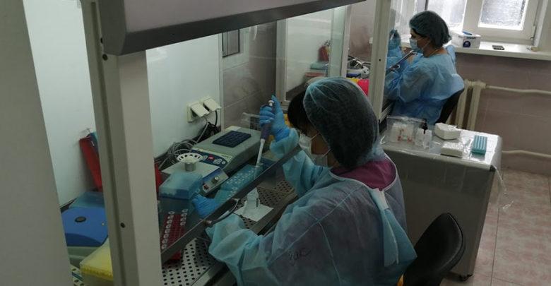 В Тамбове открылась лаборатория для тестирования медиков на COVID-19