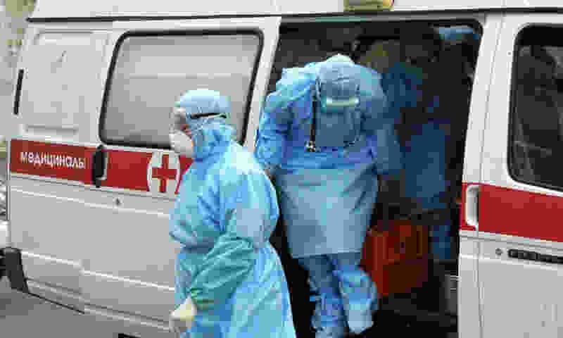 В Тамбове подтвердилось 460 случаев заражения COVID-19