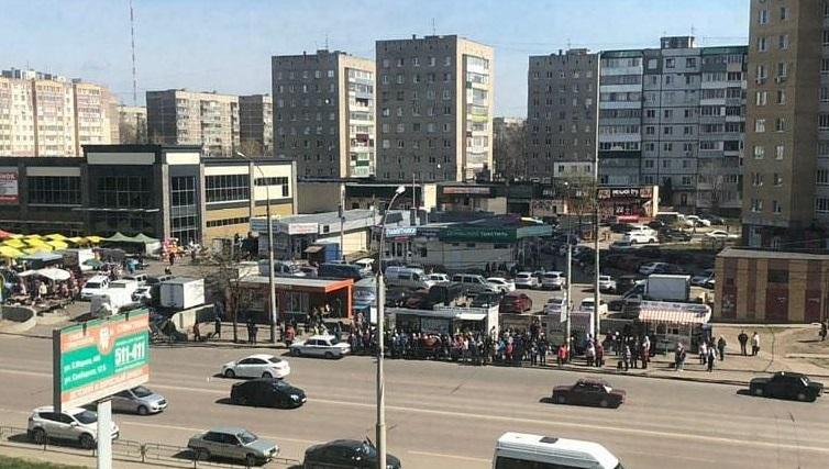 """В Тамбове увеличили количество """"дачных автобусов"""""""
