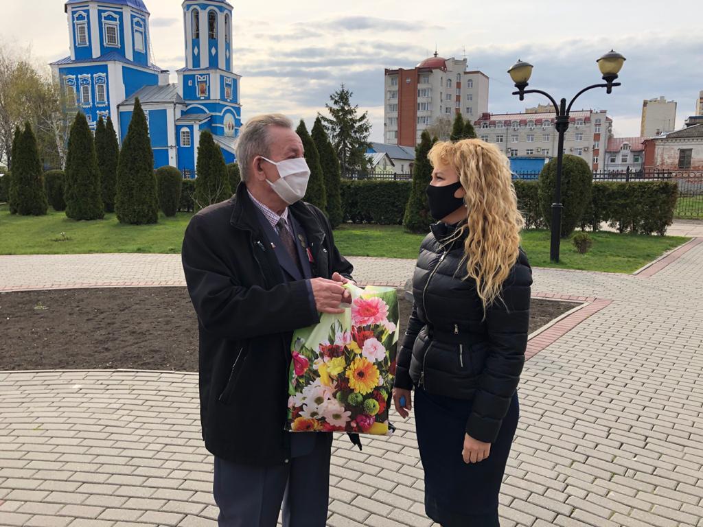 В Тамбове вспомнили участников ликвидации на Чернобыльской АЭС