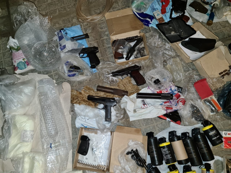 В Тамбовской области мужчина хранил дома «огнестрел», боеприпасы и взрывчатку