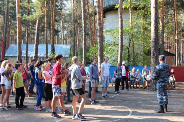 В Тамбовской области перенесли прием документов на получение путевок в летние лагеря