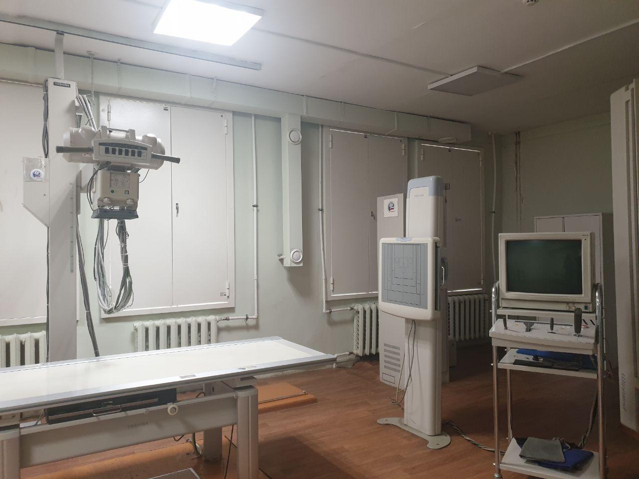 В Тамбовской ЦРБ развернуто 99 коек для больных коронавирусом