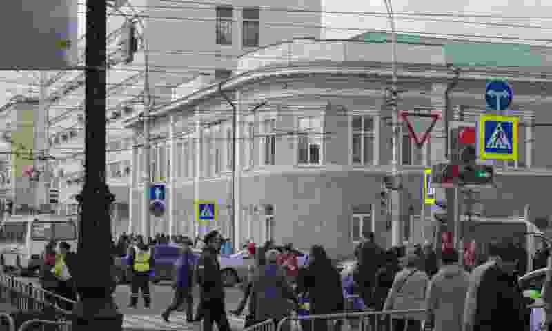 Индекс самоизоляции в Тамбове ниже, чем в городах-миллионниках: на улицах очень много людей