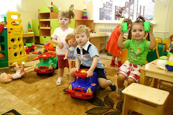 Количество дежурных групп в детских садах постепенно увеличивается