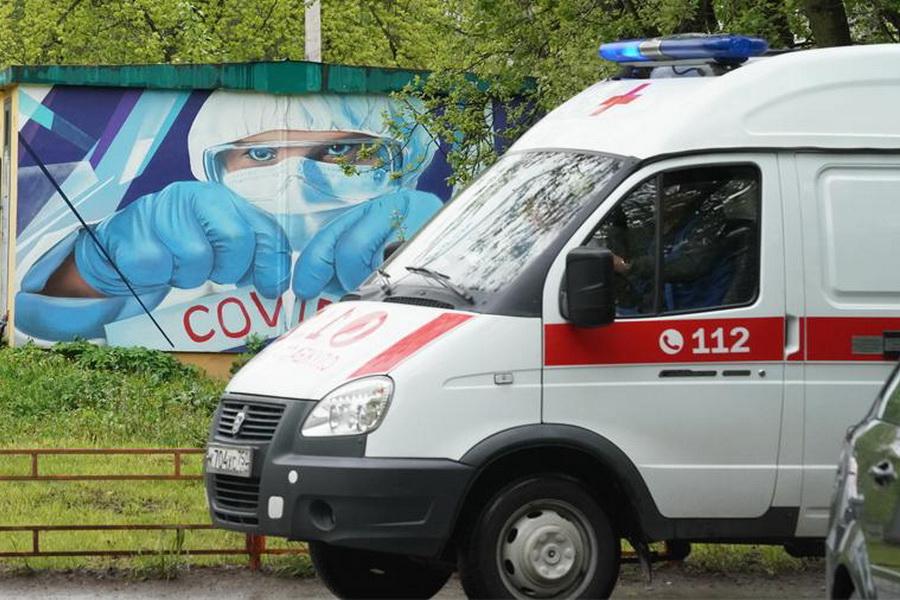 Количество зараженных коронавирусом в России превысило 400 тысяч