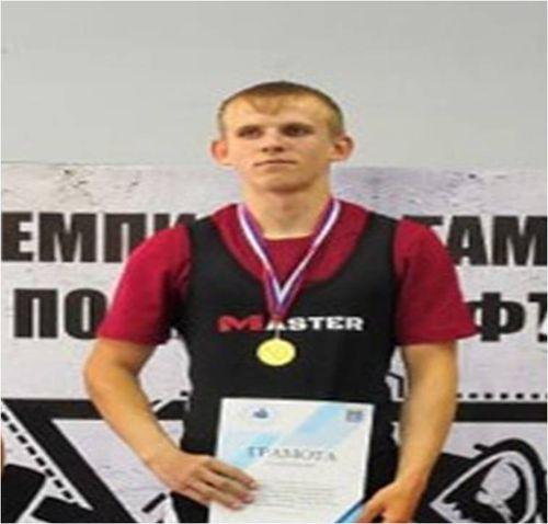 Лица спорта: Кондрашов Сергей
