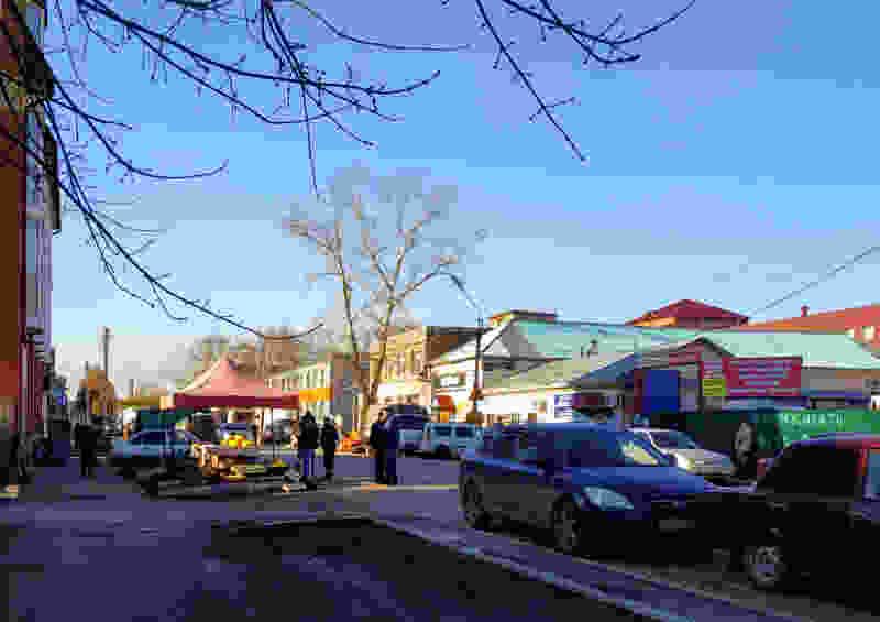 На рынке в Тамбове мужчина накинулся с ножом на продавщицу из Уварово