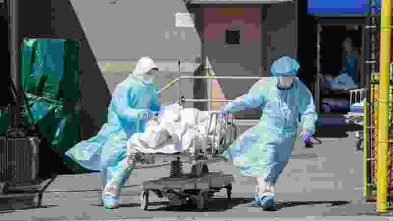 Официально: от осложнений после коронавируса в Тамбовской области умер десятый человек