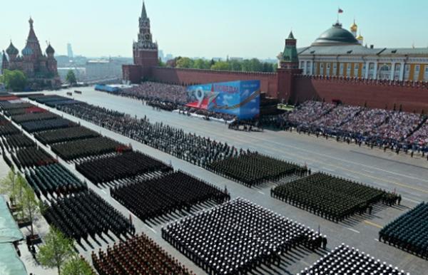 Путин объявил 24 июня выходным днем в связи с проведением парада Победы