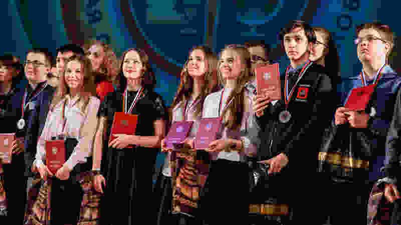 Шестеро тамбовчан стали призёрами Всероссийской олимпиады школьников