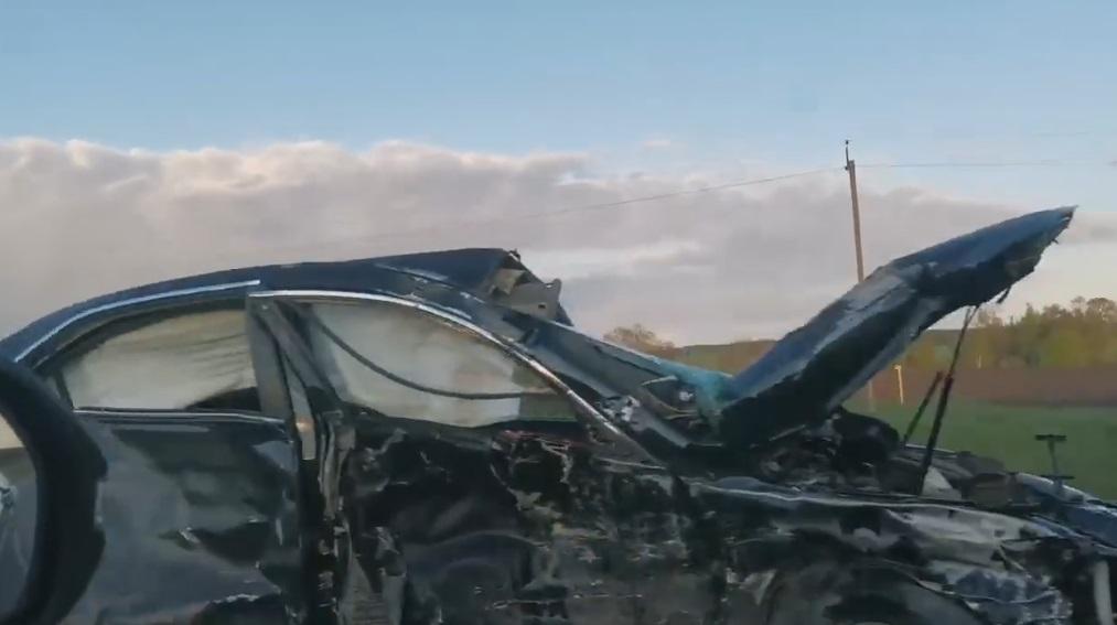 Страшное ДТП в Тамбовской области унесло жизнь трёх человек