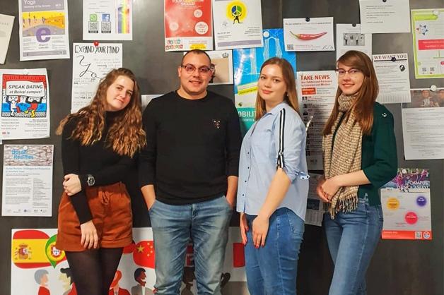Студенты ТГУ имени Державина проходят стажировку в Университете Люксембурга в онлайн-режиме