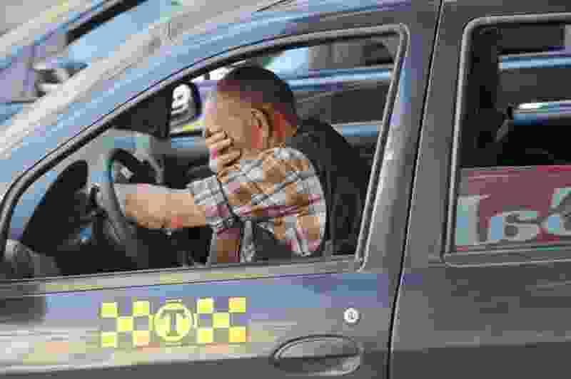 Тамбовчанин и его жизнь во время эпидемии. История №5 – будни таксиста: «Если бы мне помогли оплатить ипотеку, я бы остался дома, чтобы все были здоровы»