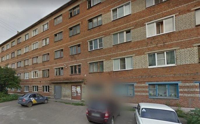 В бывшем рассказовском общежитии введён режим обсервации