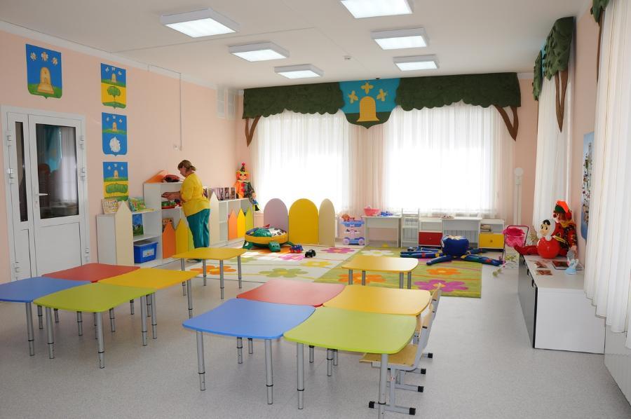 В детских садах Тамбовской области создано 275 дежурных групп