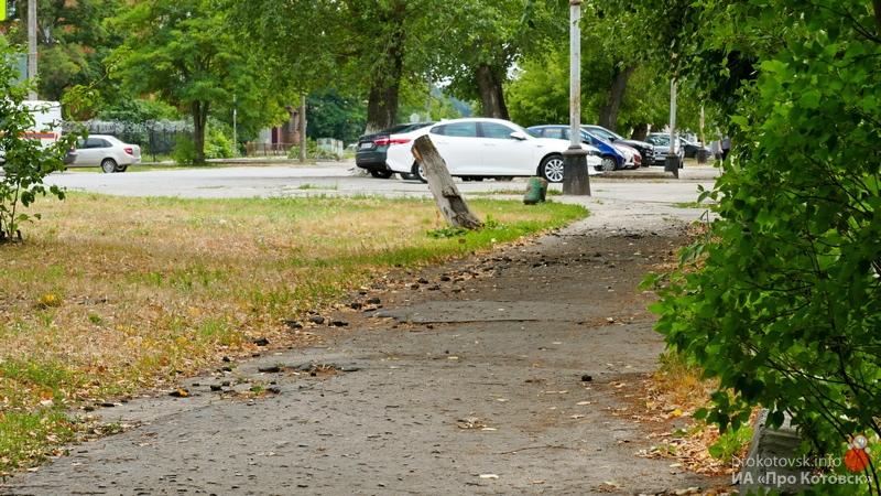 В этом году в Котовске планируется отремонтировать тротуары на 9,5 млн рублей
