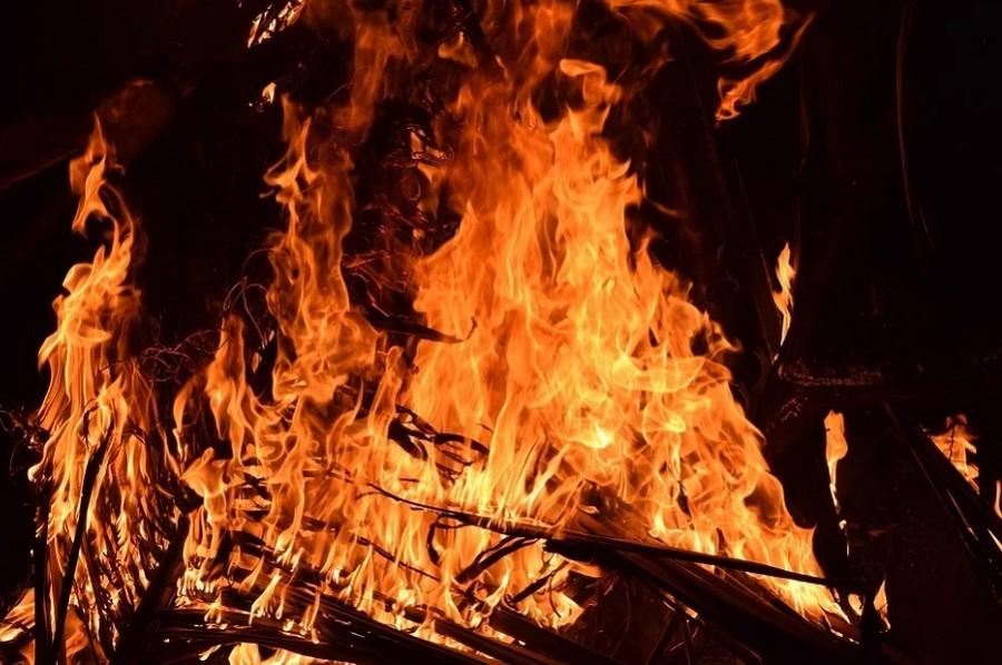 В Инжавино при пожаре в доме погиб 77-летний мужчина