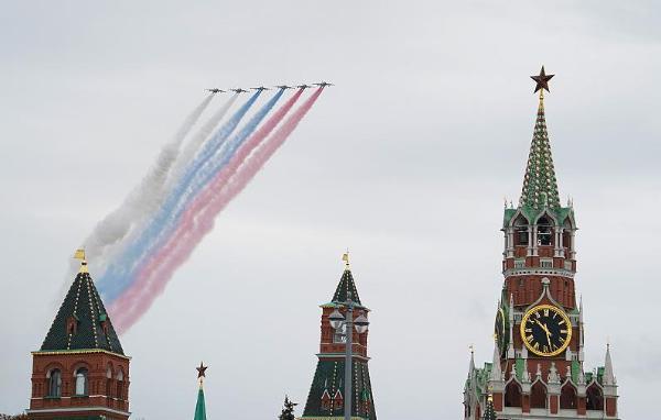 В Кремле рассказали подробности проведения парада Победы 24 июня