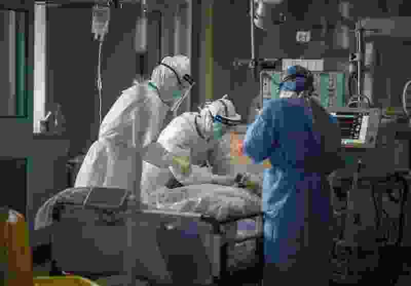 В регионе скончался десятый пациент с COVID-19