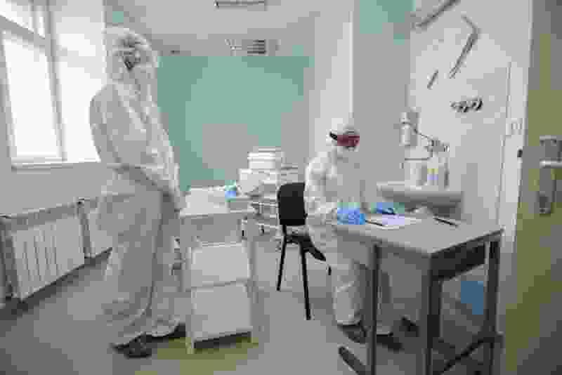 В регионе выявлено 83 новых случая заражения COVID-19