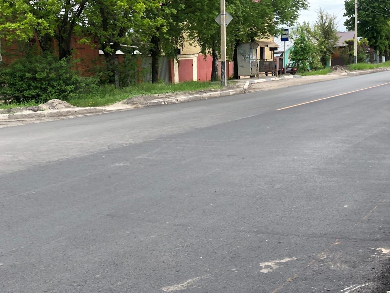 В Тамбове эксперты провели мониторниг качества дорожных работ