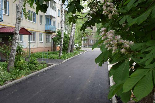 В Тамбове создают комфортную среду на 18 из 36 дворовых территориях