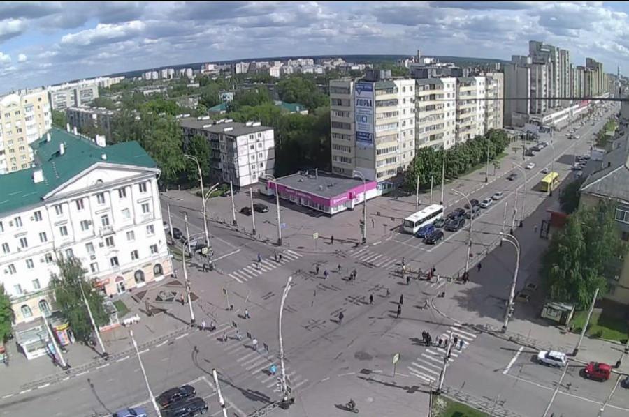 В Тамбове установили антирекорд по количеству людей на улице