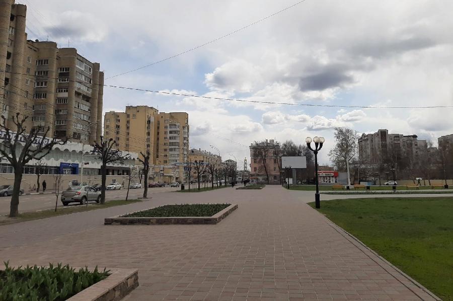 В Тамбовской области режим самоизоляции продлён до конца мая