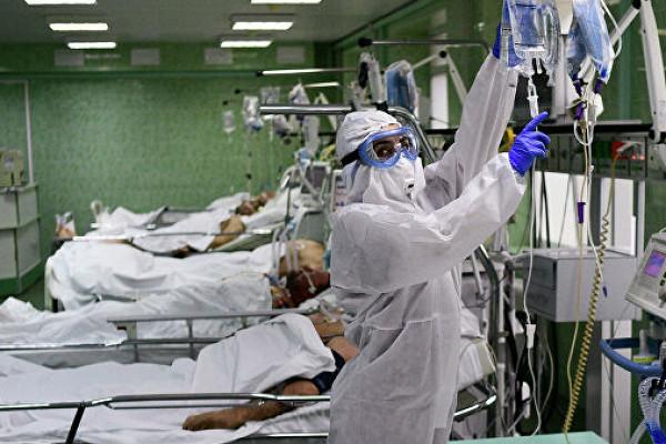 ВТамбовской области умер шестой пациент сCOVID-19