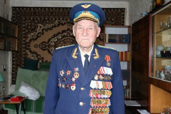 Ветерану Александру Боднару могут присвоить звание Почётного гражданина Тамбова