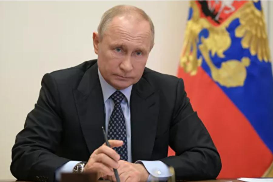 Владимир Путин: Россия действительно отдельная цивилизация