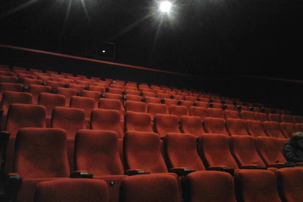 За нарушение дистанции в кинотеатрах наказывать не будут