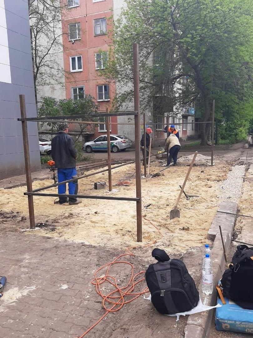 Жители улицы Карла Маркса отстояли свою контейнерную площадку