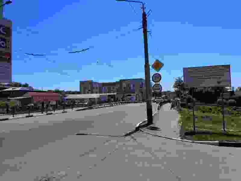 Администрация Тамбова составила план ремонта дорог на ближайшие три года