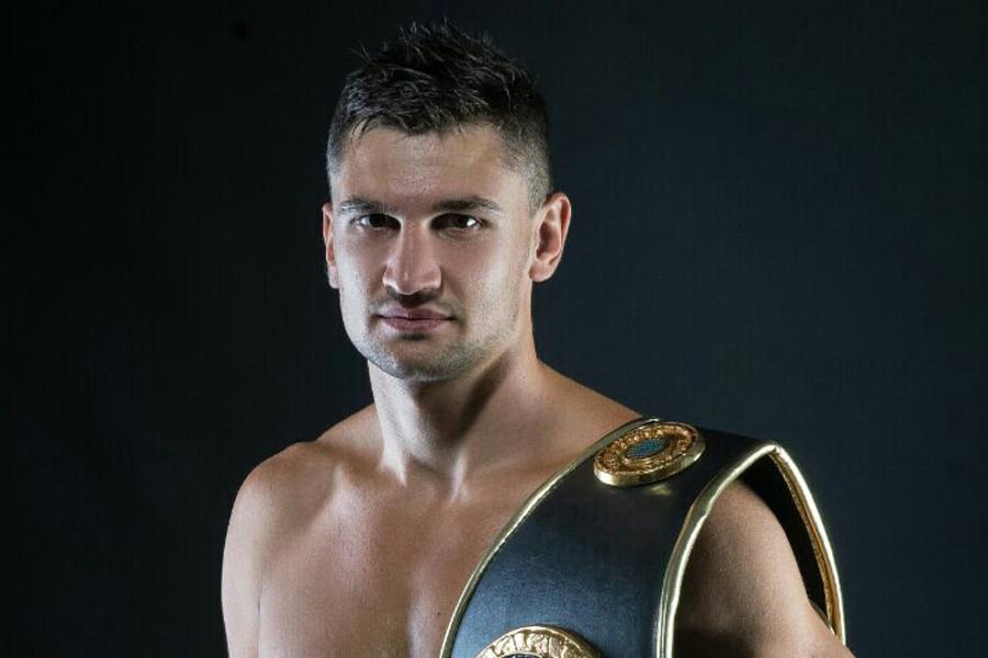 Боксер из Тамбовской области получит за бой 10 тысяч долларов