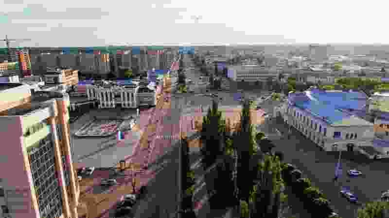 Четыре муниципалитета Тамбовской области претендуют на звание «Город трудовой доблести»