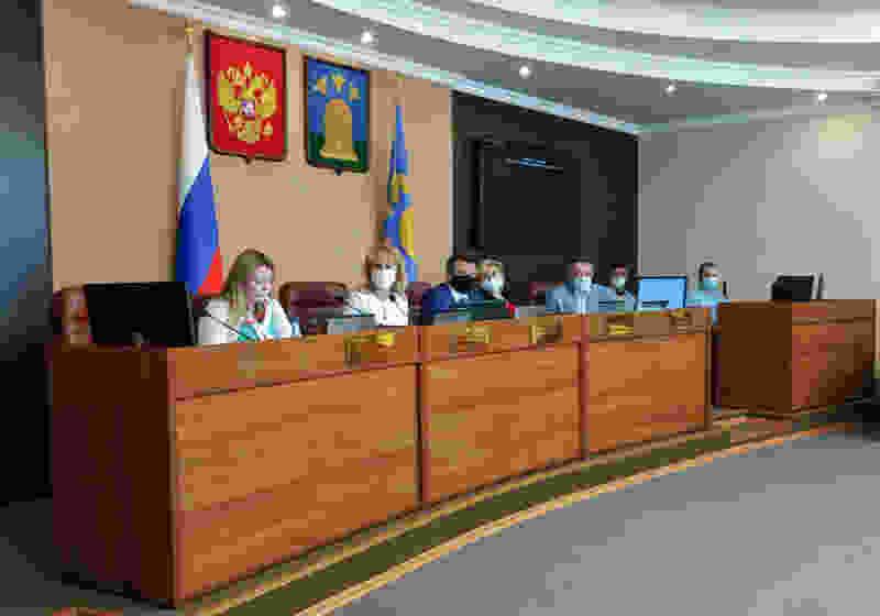 Депутаты Тамбовской городской Думы предложили обратиться в Правительство за помощью наиболее пострадавшим от COVID-19 бизнесменам