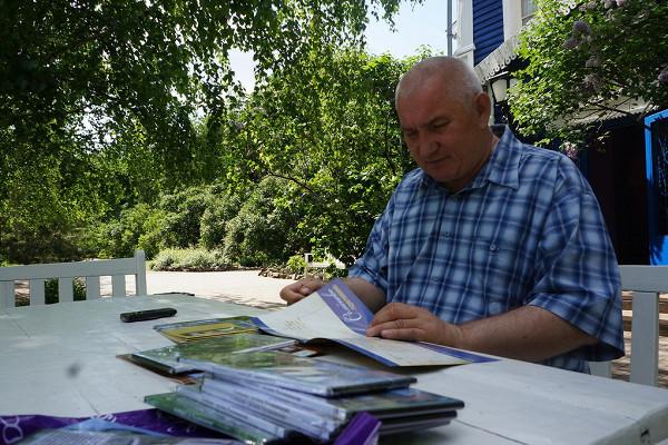 Директор музея-заповедника «Ивановка» стал лауреатом госпремии в области литературы и искусства