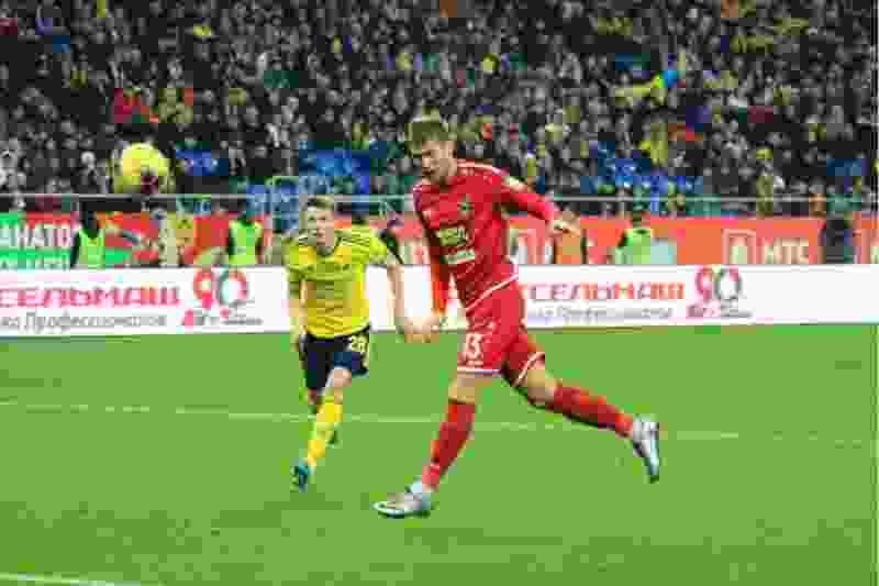 ФК «Тамбов» проигрывает второй матч подряд после коронавирусного перерыва