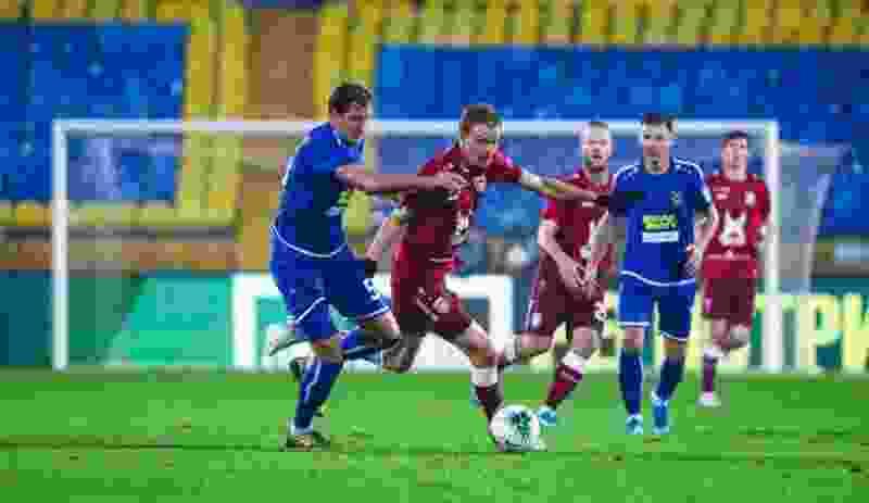 Футбольному клубу «Тамбов» разрешили проводить домашние матчи РПЛ на стадионе в другом городе
