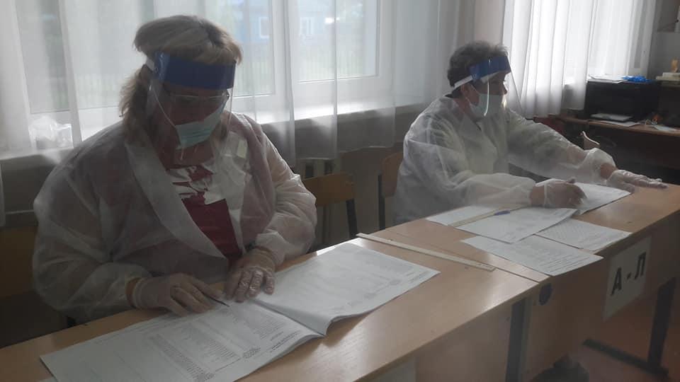 Глава Моршанска проинспектировал участки для голосования по поправкам в Конституцию