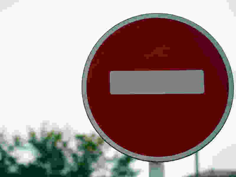 Из-за ремонта улицу Кронштадтскую перекроют на неделю