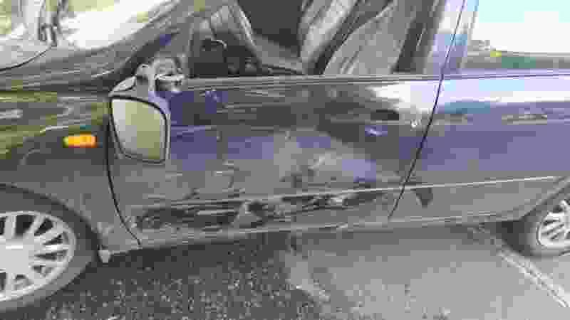 Мичуринец на электровелосипеде спровоцировал аварию и попал в больницу