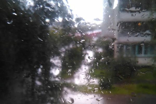 На Тамбовскую область надвигаются сильные дожди, грозы и град