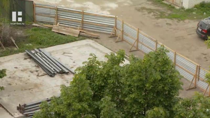 На улице Чичканова вместо зоны отдыха хотят построить автосервис
