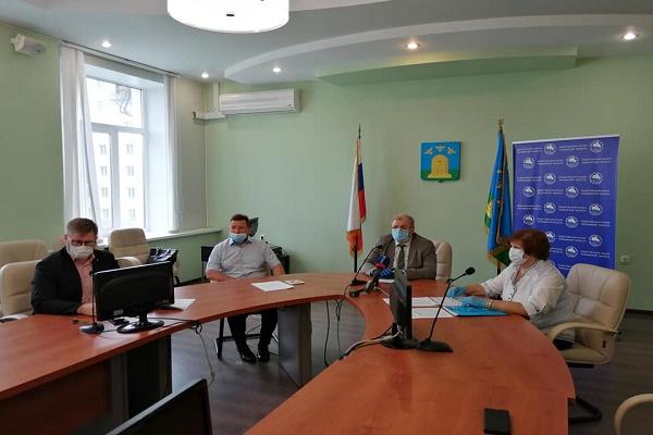 Наблюдатели в Тамбовской области будут осуществлять контроль в дни голосования по поправкам к Конституции РФ